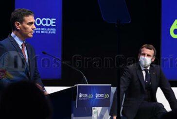 Emmanuel Macron positiv auf COVID-19 getestet - Pedro Sánchez muss in Quarantäne