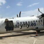 CanaryFly stellt zwischen dem 11. Januar und 21. März aufgrund der Pandemie den Betrieb ein