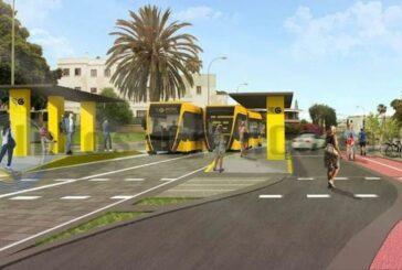 Weiterer Bauabschnitt der Metro-GuaGua in Las Palmas begonnen