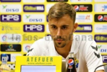 UD Las Palmas bestätigt positiven Corona-Test bei Spieler Oscar Clemente