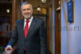Neujahrsansprache von Präsident Torres: Kanaren werden