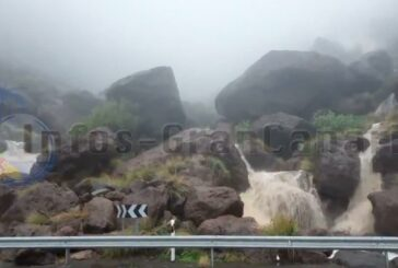 Regen hebt Pegelstände der Seen um ca. 3 Meter binnen 24 Stunden an (mit Video)