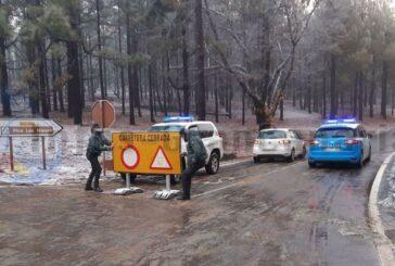 Wintereinbruch auf den Kanaren - Gran Canaria sperrt bereits Straßen