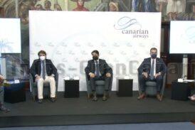 Canarian Airways wird umbenannt in Lattitute Hub
