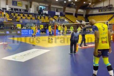 CV Guaguas ist Pokalsieger im spanischen Volleyball, das siebte Mal!