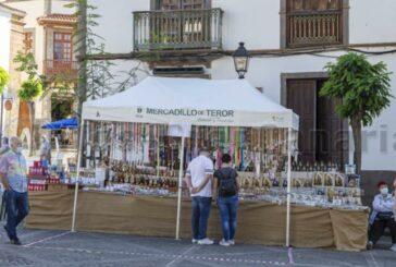 Ab Sonntag wieder Wochenmarkt in Teror - Mit entsprechenden Coronamaßnahmen