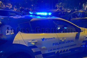 Fast 900 Bußgelder seit Weihnachten in Las Palmas wegen Nichteinhaltung der Ausgangssperre verhängt