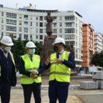 Plaza de España in Las Palmas soll im April 2021 fertig sein