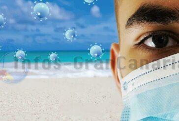 ACHTUNG: Ab Morgen gilt eine generelle Maskenpflicht im Freien in ganz Spanien, auch am Strand!