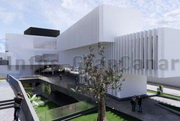 Einzigartiges neues Kulturzentrum in Cruce de Arinaga für 7,1 MIO € geplant