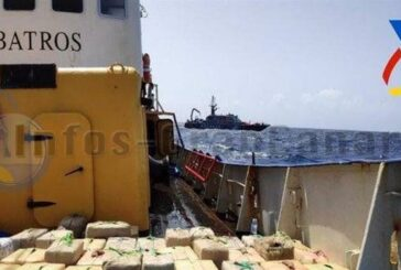 Drogenschmuggel: Erneut Boot mit 18.000 Kilo Haschisch abgefangen