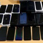 80 Smartphones bei Transportunternehmen geklaut – 3 Festnahmen!