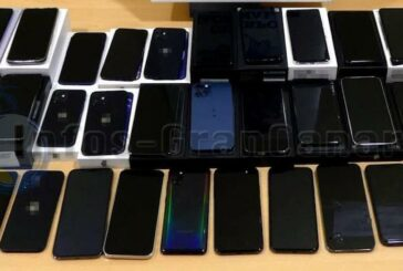 80 Smartphones bei Transportunternehmen geklaut - 3 Festnahmen!