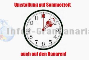 ACHTUNG: Am Wochenende wieder Sommerzeit, Uhren von 1 auf 2 vorstellen!