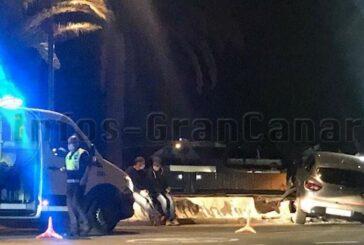 Unfall nahe des HolidayWorld in Maspalomas, keine Verletzten!