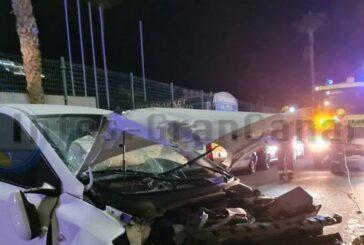 Unfall in Puerto Rico mit mehreren Fahrzeugen