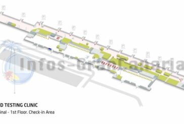 Coronatests für die Rückreise auch preiswert an den Flughäfen der Kanaren machbar!