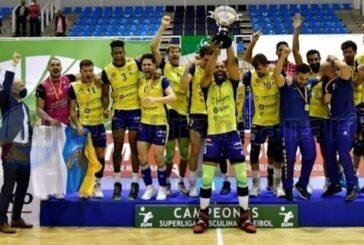 Volleyball: CV Guaguas aus Las Palmas nach Pokalsieg auch Meister!