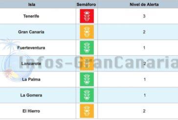 Corona-Ampel Kanaren: Gran Canaria & Fuerteventura eine Stufe runter! Zudem weitere Lockerungen!