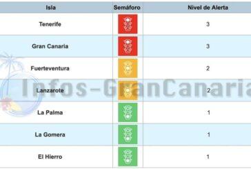 Corona-Ampel der Kanaren: Fuerteventura runter auf GELB