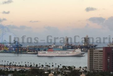 Werften im Hafen La Luz in Las Palmas machen trotzt Corona Gewinn