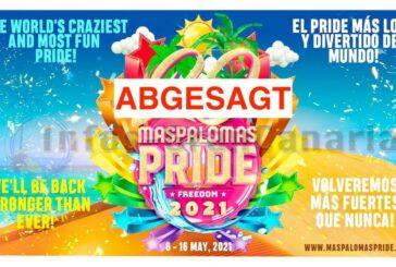 GayPride Maspalomas 2021 final abgesagt!