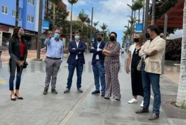 2,9 MIO € steckt das Cabildo de Gran Canaria für Modernisierungen in Vecindario