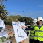 Knapp 2,5 MIO € kostet der aktuelle Bauabschnitt der Metro GuaGua