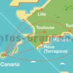 Binter mit 6 neuen Strecken ab Gran Canaria, darunter 5 internationale Ziele!