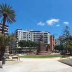 Umbau des Plaza de España in Las Palmas abgeschlossen