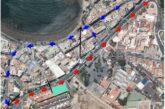 Ab heute: Umleitung der Hauptstraße in Arguineguin in Fahrtrichtung Norden!