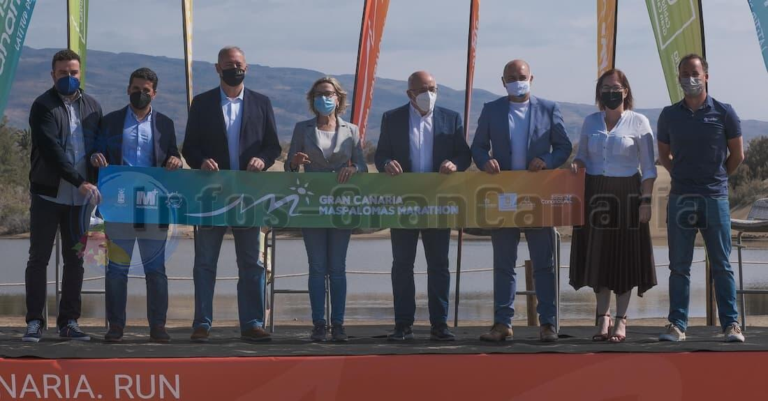 Vorstellung Gran Canaria Maspalomas Marathon