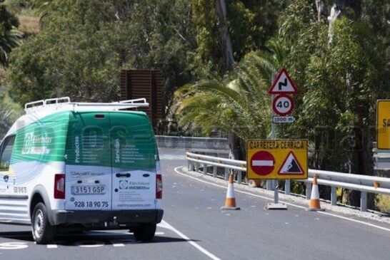 GC-21 zwischen Las Palmas & Teror nun endlich fast fertig