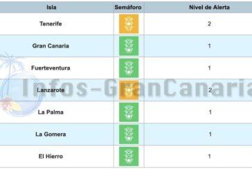Corona-Ampel Kanaren: Gran Canaria rutscht endlich auf GRÜN!