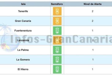 Corona-Ampel Kanaren: El Hierro runter auf Stufe 1 (GRÜN)