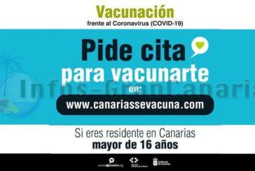 Corona-Impfung Kanaren: Für alle ab sofort online Termin beantragbar