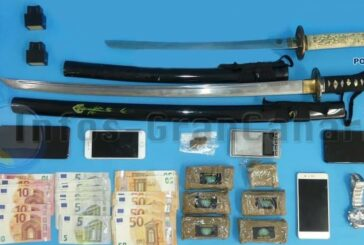 6 Festnahmen in San Fernando (Maspalomas) wegen Drogenhandel
