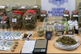 In Telde wurde eine Frau wegen Drogenhandels verhaftet