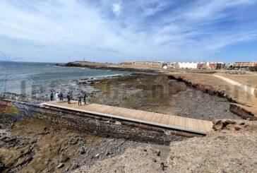 Neue Badezone im Muelle Viejo in Arinaga eröffnet inkl. Video 🏖