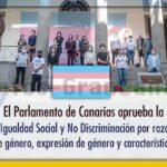 Kanaren wieder Vorreiter! Transsexuellen-Gesetz verabschiedet, Rechte und Schutz gleichgestellt!