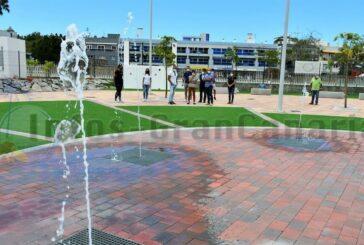 Neue Parkanlage in Puerto de Mogán wird heute eröffnet