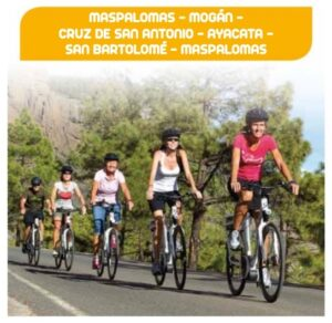 R4 - Radtour Gran Canaria - MaspalomasMoganSBdT