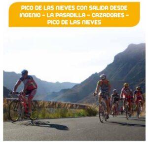 R8 - Radtour Gran Canaria - PicodeLasNievesIngenio