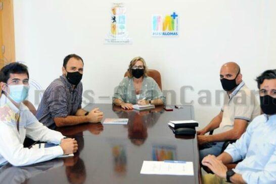 Welche Projekte könnte es im Süden von Gran Canaria aus EU-Hilfen geben?