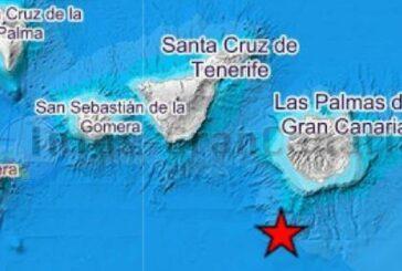 Erneut 2 Beben rund um Gran Canaria registriert - Vereinigung mit Teneriffa ist wohl im Gange