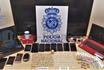 Drogen-Paar in Telde festgenommen