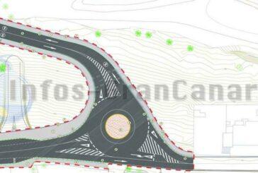 Neuer Kreisverkehr an der GC-15 in Santa Brígida ausgeschrieben