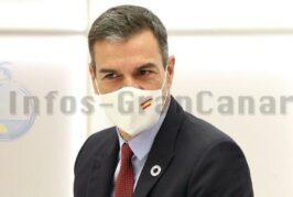 Sánchez lässt Bombe platzen - Ab 26. Juni 2021 keine Maskenpflicht im Freien mehr!