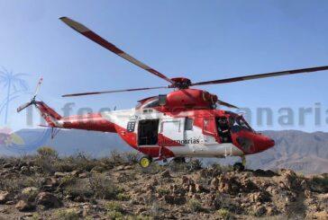 Mann stirbt in Santa María de Guía durch einen Sturz von einer Klippe