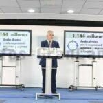 Gesetz für Hilfen von Unternehmen & Selbstständigen (1,144 Milliarden €) verabschiedet